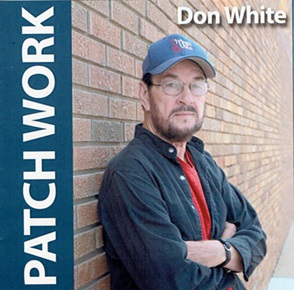 Don White OK New Patchwork CD Cover